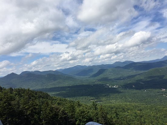 Bartlett, NH: View from the top