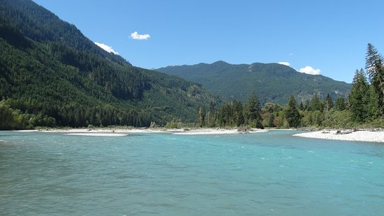 Agassiz, Canada: Wilderness River