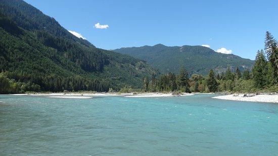 Agassiz, Kanada: Wilderness River