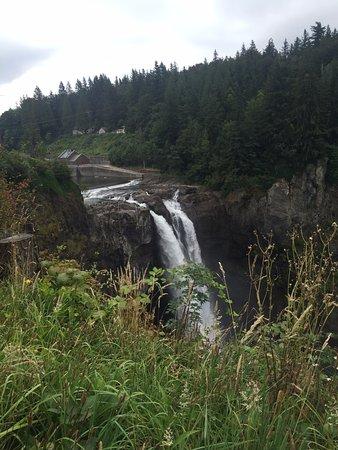 Snoqualmie, Etat de Washington : Waterfall