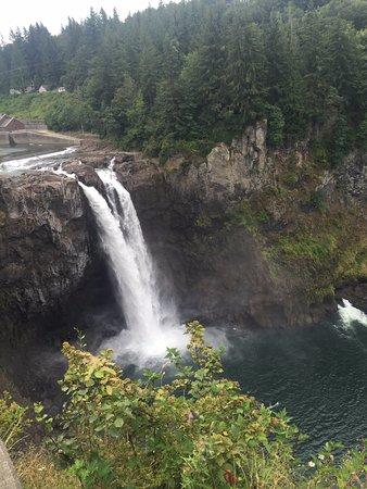 Snoqualmie, WA: Waterfall