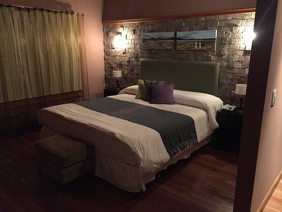 Hosteria El Coiron: habitacion