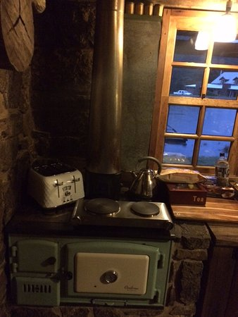 Jindabyne, Australia: Kitchen Nook
