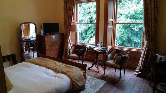 Ballina, ไอร์แลนด์: Great windows.