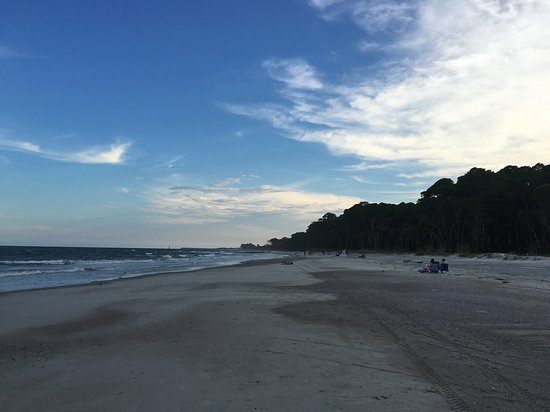 Foto Hunting Island State Park Campground