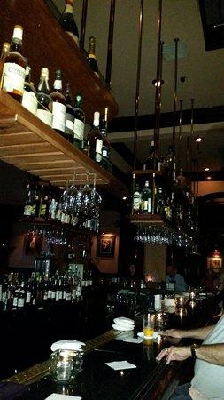 Addison, تكساس: Full rectangle bar