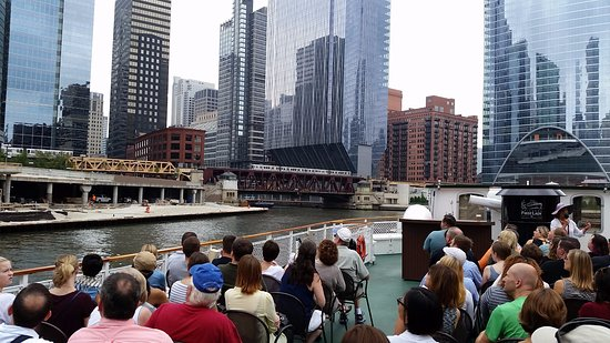 chicago architectural tours