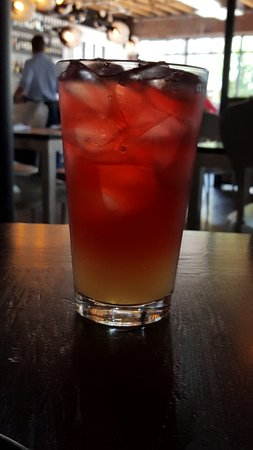 Belmont, NC: Cranberry and Lemon-aid