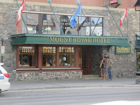 Foto de Mount Royal Hotel