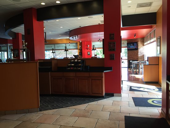 Midlothian, VA: Dining area