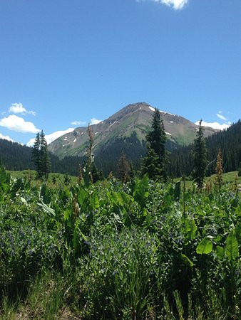 Crested Butte, Κολοράντο: pretty views