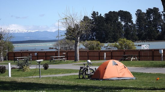Tahuna Beach Kiwi Holiday Park and Motel照片