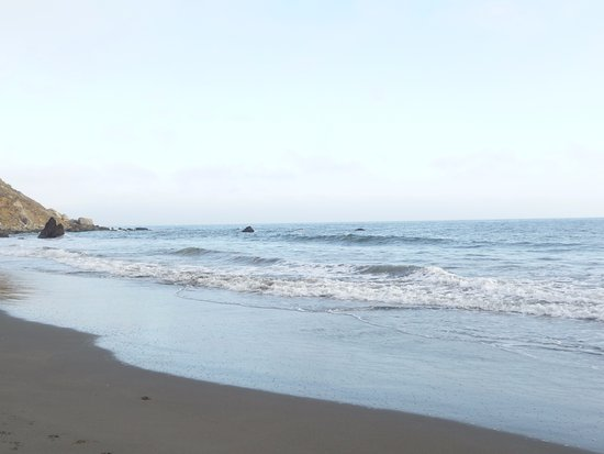 Muir Beach, Kalifornien: Great beach!