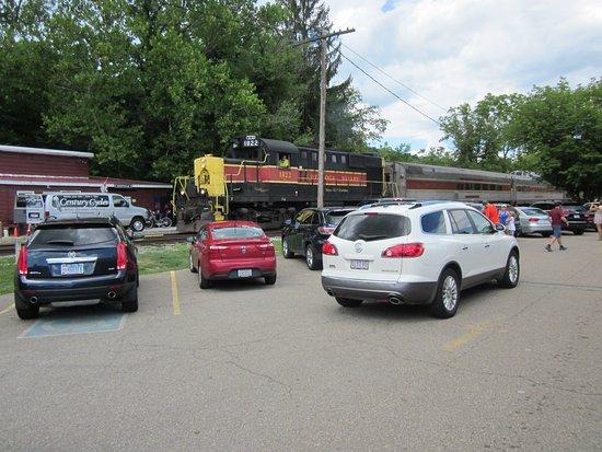 Peninsula, Ohio: Train at Peninsula