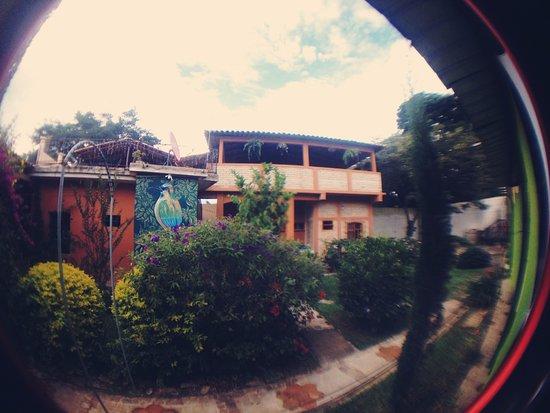 Gracias, Honduras: Jardin
