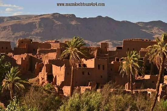 Marrakech tours 4x4
