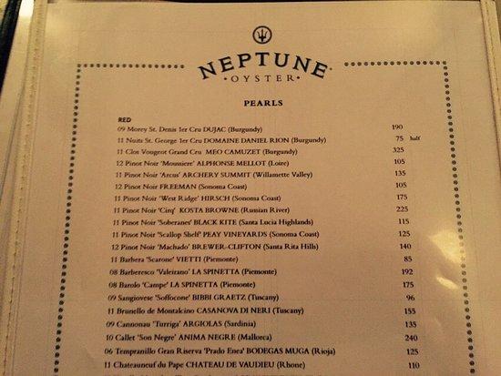 写真Neptune Oyster枚