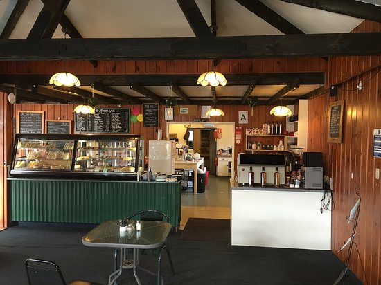 Hunterville, Nueva Zelanda: Cafe Restaurant