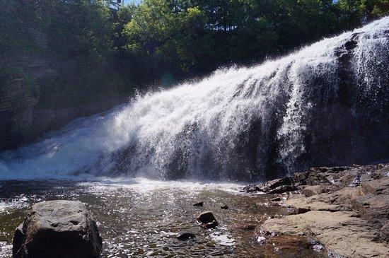 Parc de la Falaise et la Chute Kabir Kouba: La grande chute Kabir Kouba