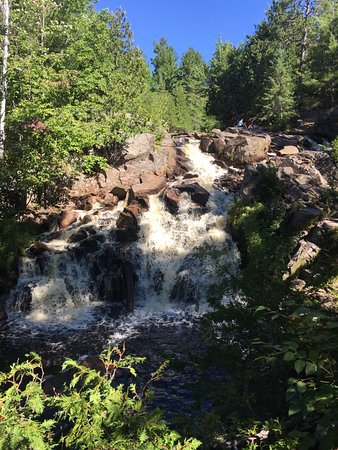 Duchesnay Falls Trails