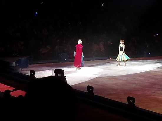 Disney on Ice at Vector Arena - Picture of Spark Arena