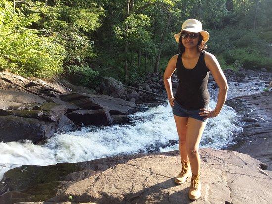 Arrowhead Provincial Park: Stub Falls @ Arrow head