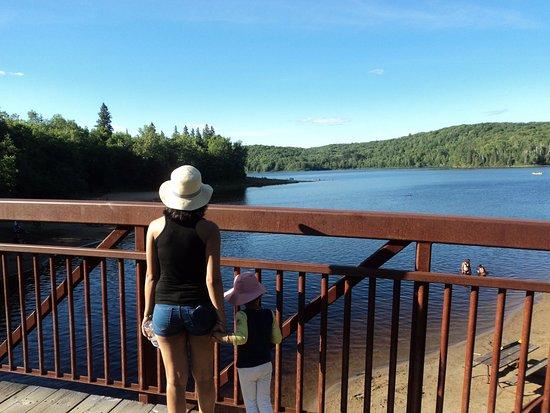 Arrowhead Provincial Park: Lake @ Arrow head