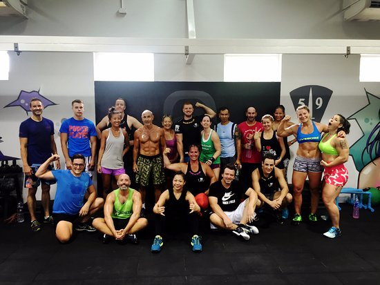 Chalong, Thailand: Crossfit Class in Phuket Thailand