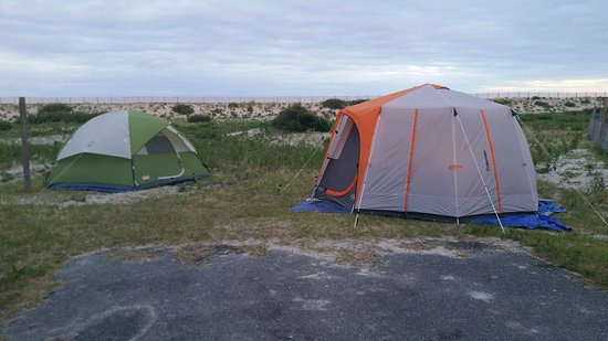 Assateague State Park Camping Photo
