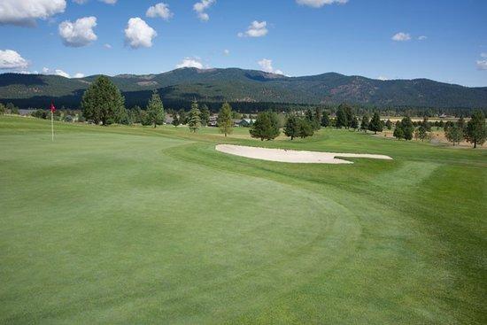 Blanchard, ID: Spectacular Golf Course