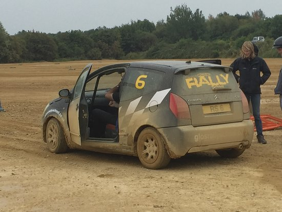 Citroen C2 Rally Car Picture Of Gwynnespeed Rally School Down