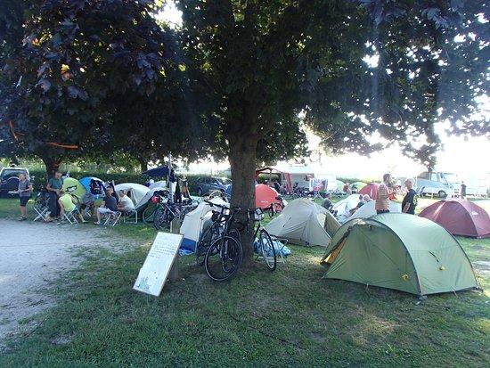 camping grounds, Camping Terme Ptuj