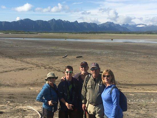 Alaska Bear Adventures: Just us bear watchers