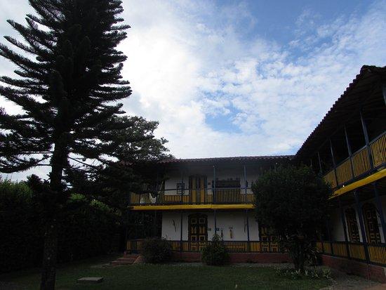 Bilde fra Hacienda Combia