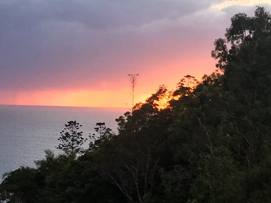 Burleigh Heads, Australien: View from our apartment at Gemini Court
