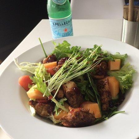 Robina, Αυστραλία: Moroccan chicken salad
