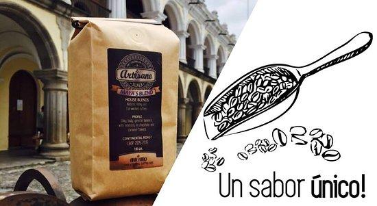 Департамент Сакатепекес, Гватемала: Un perfil de cafe, Una comunidad tras de el!