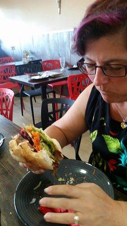 Kyogle, Australien: Dave's Bakehouse