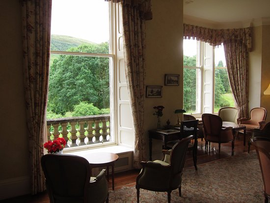 Invergarry, UK: Parlor