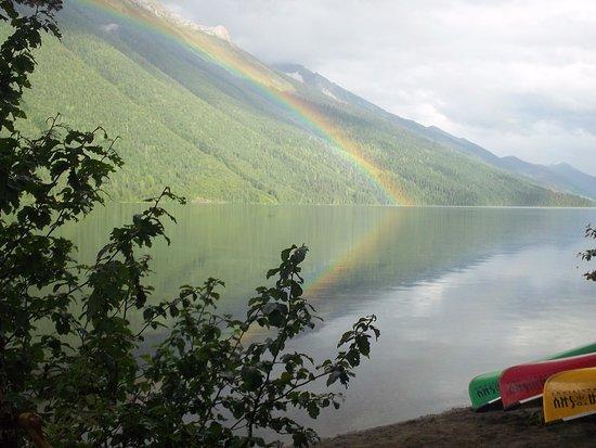 Cariboo, Kanada: Isaac Lake