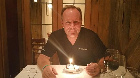 Miller Place, NY: happy birthday to ME!!! good job Orto.