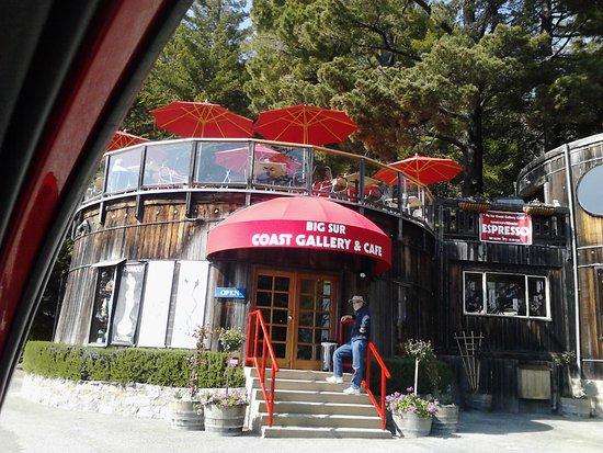 Foto de Big Sur Coast Gallery & Cafe