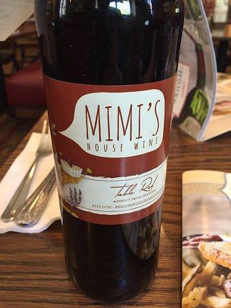 San Mateo, CA: Lunch at Mimi's