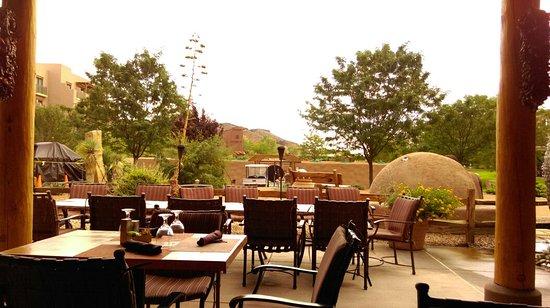 Santa Ana Pueblo, New Mexiko: View