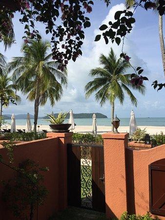 โรงแรมคาซ่า เดล มาร์: Fantástica estancia en este pequeño gran hotel de Langkawi