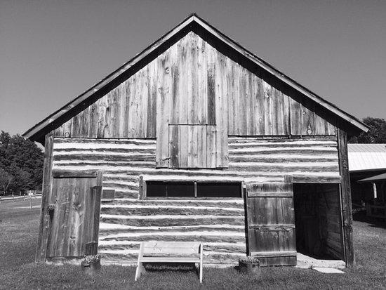 Washington Island, WI: Beautiful old buildings