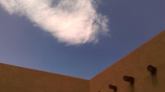 Santa Ana Pueblo, Nuevo Mexico: Sky