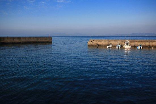 Obama Onsen: 靜逸的小濱漁港