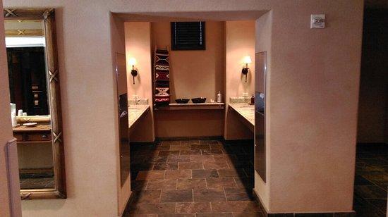 Santa Ana Pueblo, Nouveau-Mexique : Sinks