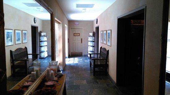 Santa Ana Pueblo, Nouveau-Mexique : Hallway